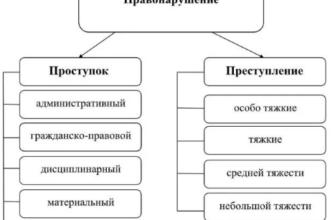 Административное правонарушение: понятие, признаки и юридический состав. Реферат. Основы права. 2013-09-23