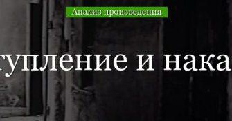 «Преступление и наказание» анализ произведения Достоевского – критика, жанр, история создания, тема романа
