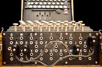 Криптография: история шифровального дела