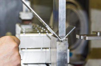 Слесарные операции при подготовке поверхности металла к сварке