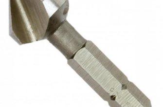 Зенкер и зенковка по металлу - суть процессов зенкерования и зенкования - Металл Профи