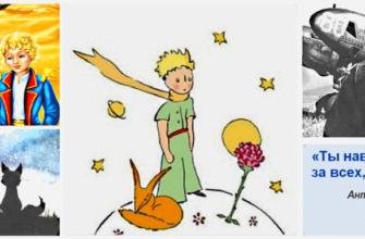 «Маленький Принц» с философской точки зрения  