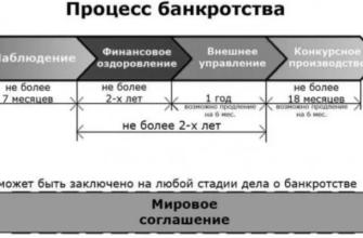 Конкурсное производство как процедура банкротства (Реферат)