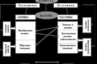 Финансовые показатели деятельности предприятия и их оценка