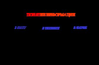 Реферат: Представление об информационном обществе и этапы развития информационных технологий. Скачать бесплатно и без регистрации