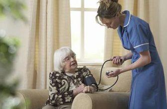 Гигиена в пожилом возрасте, профилактика пролежней