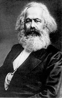 Реферат: Формационный подход Карла Маркса -