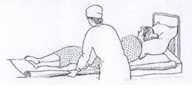 61. Смена постельного и нательного белья пациенту на постельном режиме. Алгоритм действия. Flashcards   Quizlet