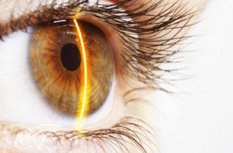 Глава 18. Травмы органа зрения