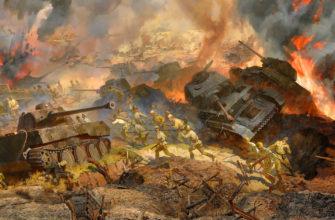 Курская битва. Сражение под Прохоровкой.   Пикабу