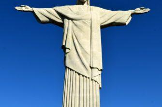 Статуя Христа-Искупителя (Рио-де-Жанейро, Бразилия) - высота, фото, описание