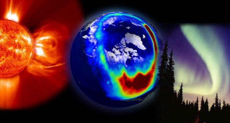 Реферат: Солнечная активность, атмосфера и погода. -