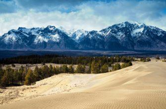 Проект технических указаний на проектирование и возведение земляного полотна автомобильных дорог в районах распространения подвижных песков.