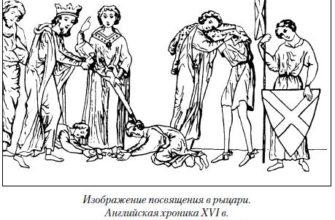 § 1. Физическая культура в Европе в Средние века