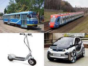 Реферат: Электроснабжение городского электрического транспорта -