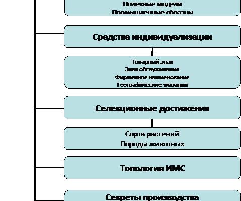 Международная классификация объектов промышленной собственности — КиберПедия