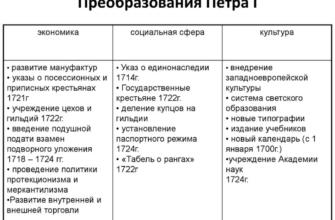 Реформы Петра I. Курсовая работа (т). История. 2015-03-05