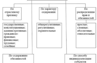Реферат: Понятие и структура правоотношения -