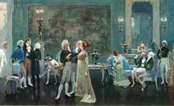 Женские образы в романе Толстого Война и мир