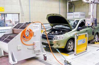 Токсичность автомобильных двигателей – Основные средства