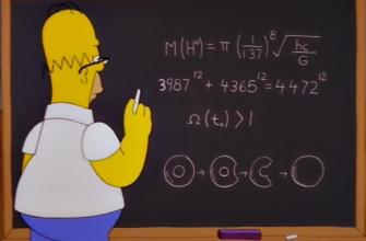 Теорема Ферма: история и доказательства. Реферат. Математика. 2009-01-12