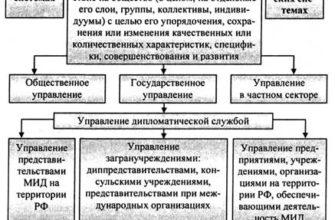 Система руководства и управления Вооруженными Силами - Основы военной службы