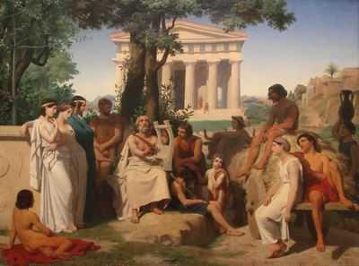 Реферат: История развития физической культуры в древней Греции и Риме