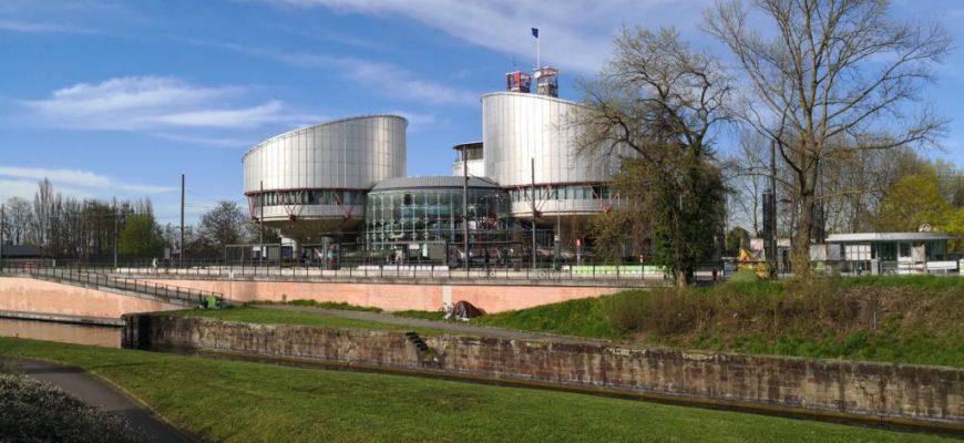 Курсовая работа: Европейский суд по правам человека: организация и практика деятельности -