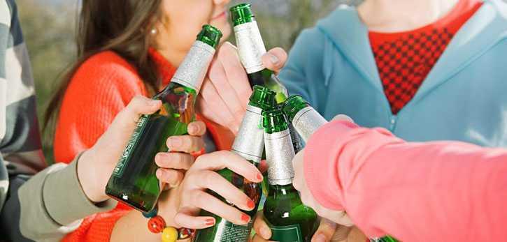 Алкоголь - Вредные привычки - Здоровый образ жизни