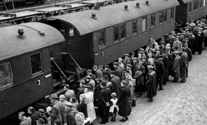Депортация немцев Поволжья   Эпоха СССР   Багира Гуру