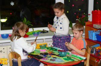 Курсовая работа (теория): Развитие трудовой деятельности дошкольника