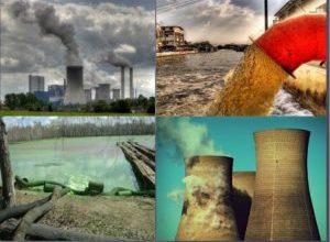 Химическое загрязнение среды промышленностью . Реферат. Экология. 2008-12-09