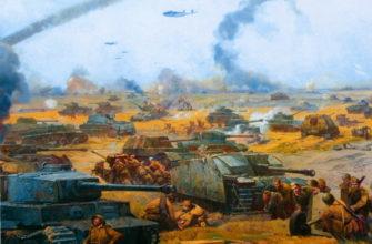 23 августа – День воинской славы России – 78 лет победе советских войск в Курской битве | РВИО | РВИО
