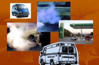 Экологические проблемы тепловых машин | Сообщение – доклад