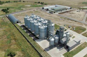 курсовая работа - Хранилища для продовольственног зерна.