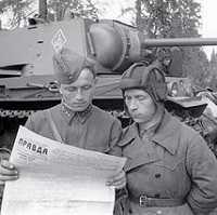 Реферат: Поэзия периода Великой Отечественной войны -