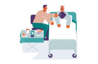Организация лечебного питания тяжелобольного человека — Про Паллиатив