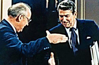 «Новое политическое мышление» – внешняя политика СССР 1985-1991 годов