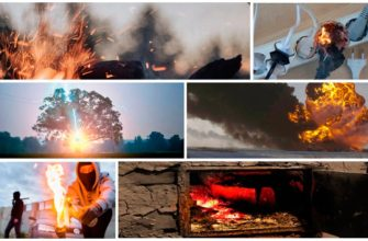 Самовозгорание веществ и материалов. Виды, принципы и условия возникновения процесса.