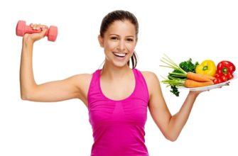 Реферат на тему Основы рационального питания и контроль над весом тела