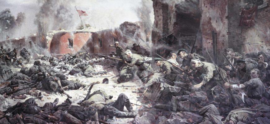 Брестская крепость: история, оборона, фото героев