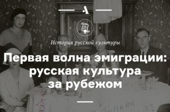 Русское литературное зарубежье 1920 – 1990-х годов.   Учебно-методический материал по литературе (11 класс):    Образовательная социальная сеть