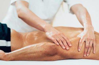 Спортивный массаж: что это, польза и виды процедуры - статьи о массаже студии Shafran