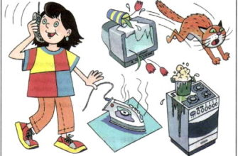 Безопасное поведение в бытовых ситуациях   ОБЖ 5 класс Смирнов А.Т. Урок 11/1