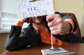 Понятие злостности уклонения от погашения кредиторской задолженности в статье 177 УК РФ*