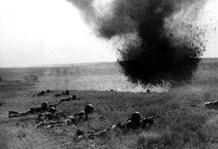 Великая Отечественная война 1941 – 1945 гг. . Реферат. История. 2010-10-05