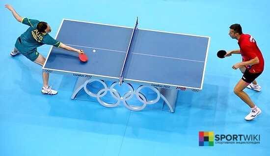 Настольный теннис реферат   Рефераты по физкультуре