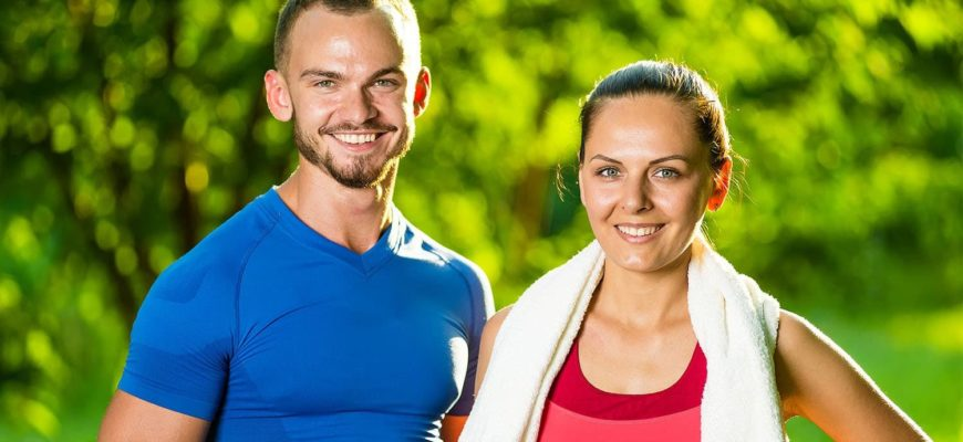 Влияние спорта на здоровье детей и подростков